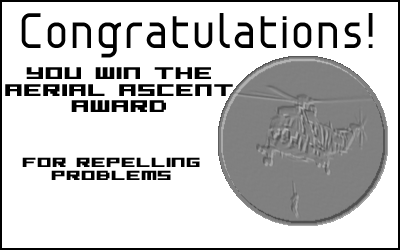 Award: Aerial Ascent