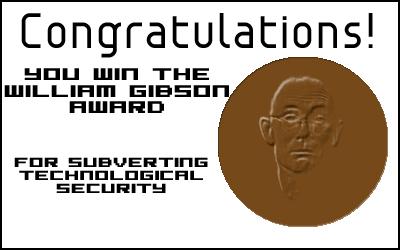 Award: Gibson