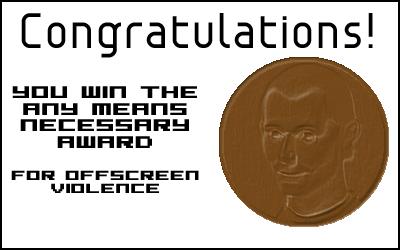 Award: Offscreen