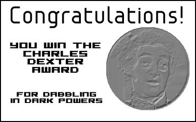 Award: Charles Dexter